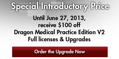 dragon medical practice edition 2 licensing